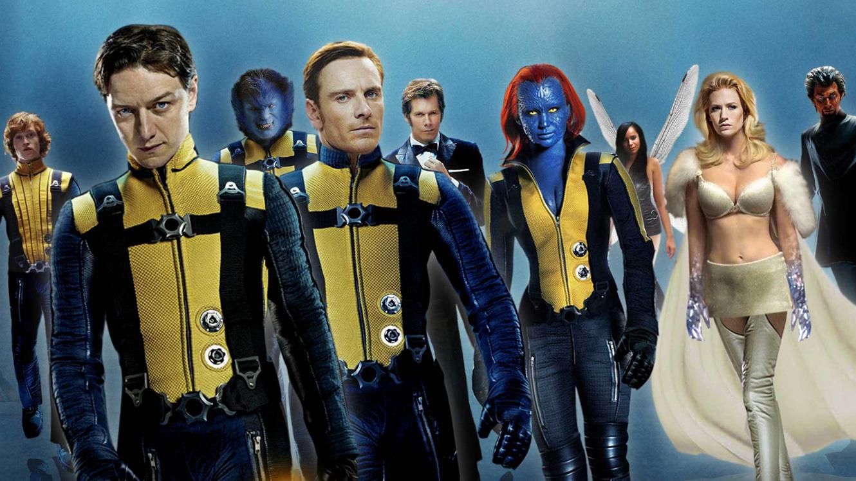 אקס-מן ההתחלה