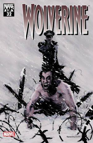 וולברין והשואה