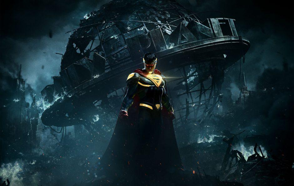 Injustice 2 סופרמן