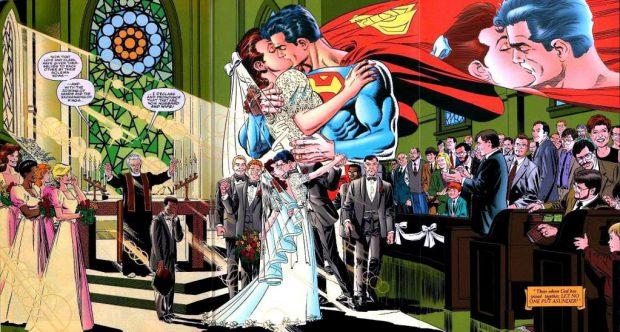 סופרמן ולויס ליין