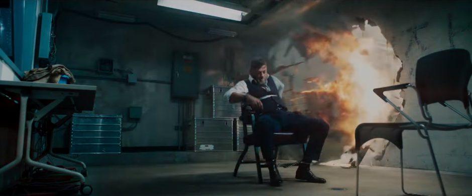 """אנדי סירקיס חזור בתקפיד יוליסס קלו אחרי מהסרט """"הנוקמים: עידן אולטרן"""", מקבל עזרה מאריק קילמונגר להימלט"""