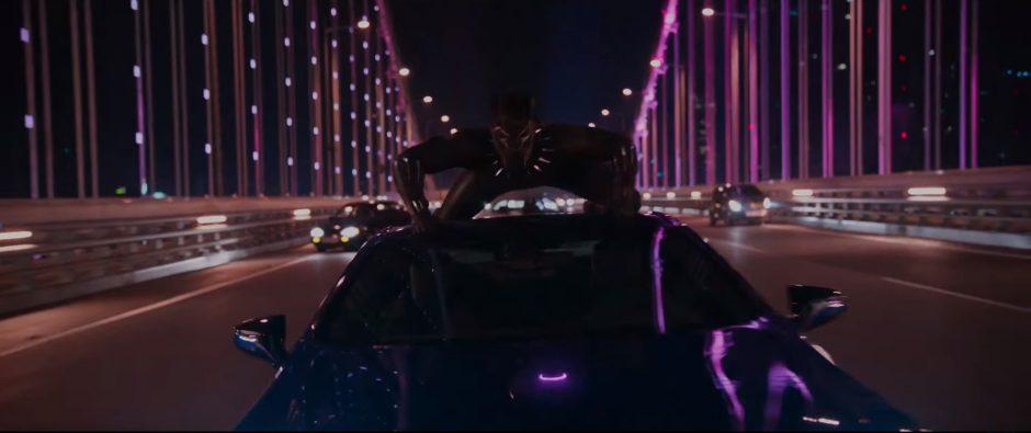 כאשר יש פנתר שחור על רכב זה הופך להיות יגואר?