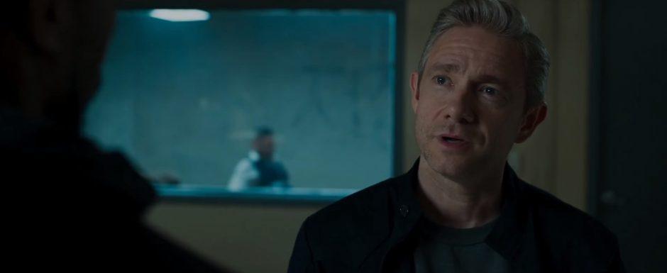 אוורט ק. רוס חוזר ליקום של מארוול מקפטן אמריקה האחרון