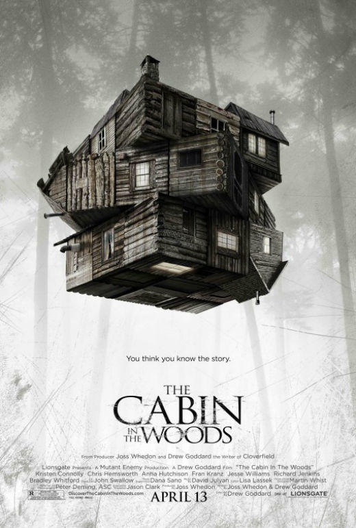 Cabin in the Woods - בקתת הפחד