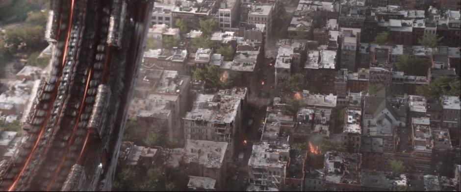 המכשיר של תנוס משמיד עיר