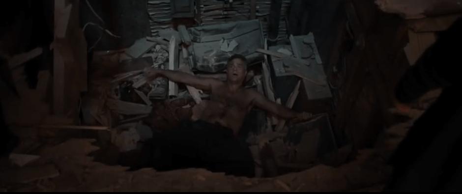 ברוס באנר מוצא את עצמו בכדור הארץ