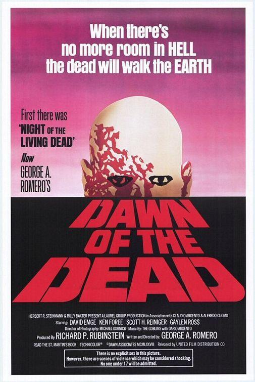 Dawn of the Dead- שחר המתים