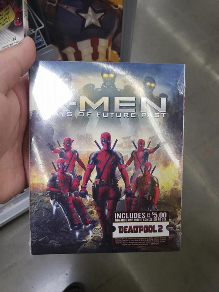 אקס - מן העתיד שהיה