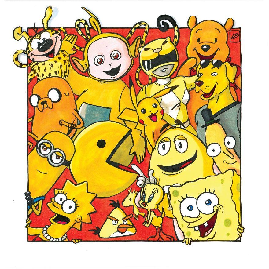 הצוות הצהוב