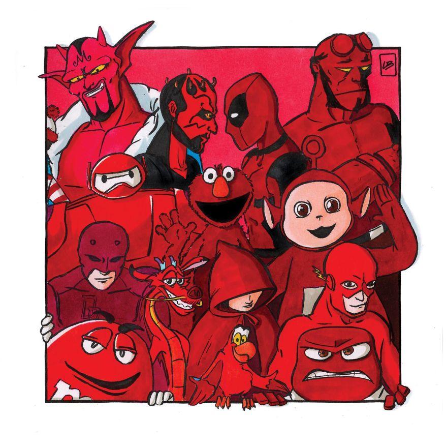 הצוות האדום