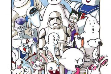 הצוות הלבן