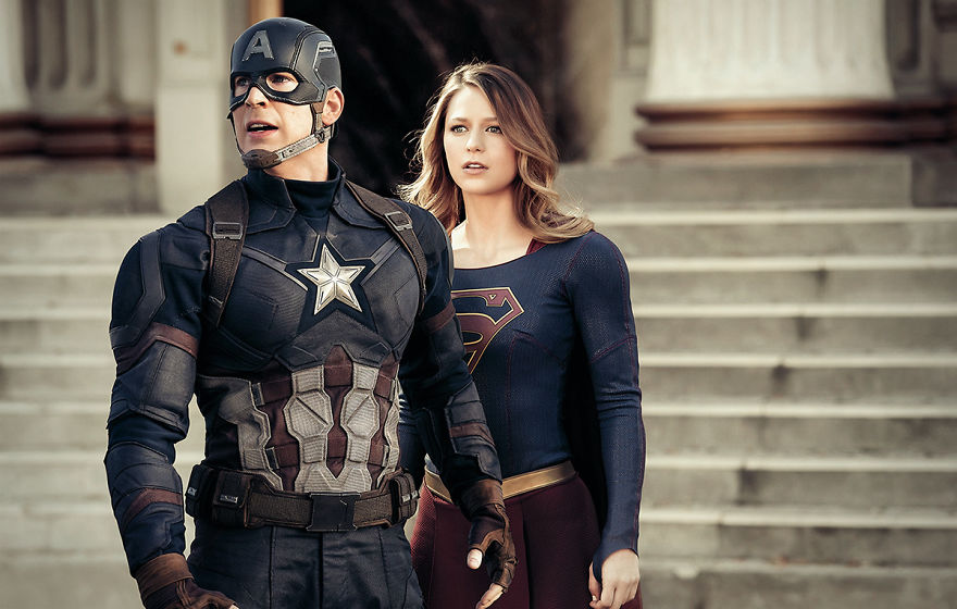 Captain America: Civil War (2016) / Supergirl (2015)