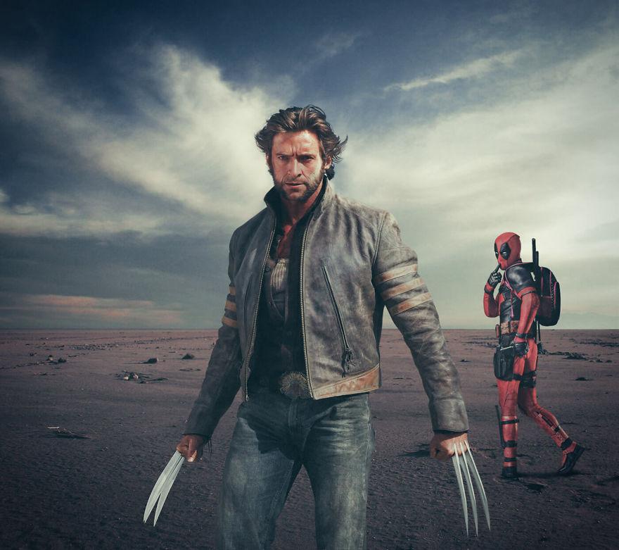 X-Men Origins: Wolverine (2009) / Deadpool (2016)