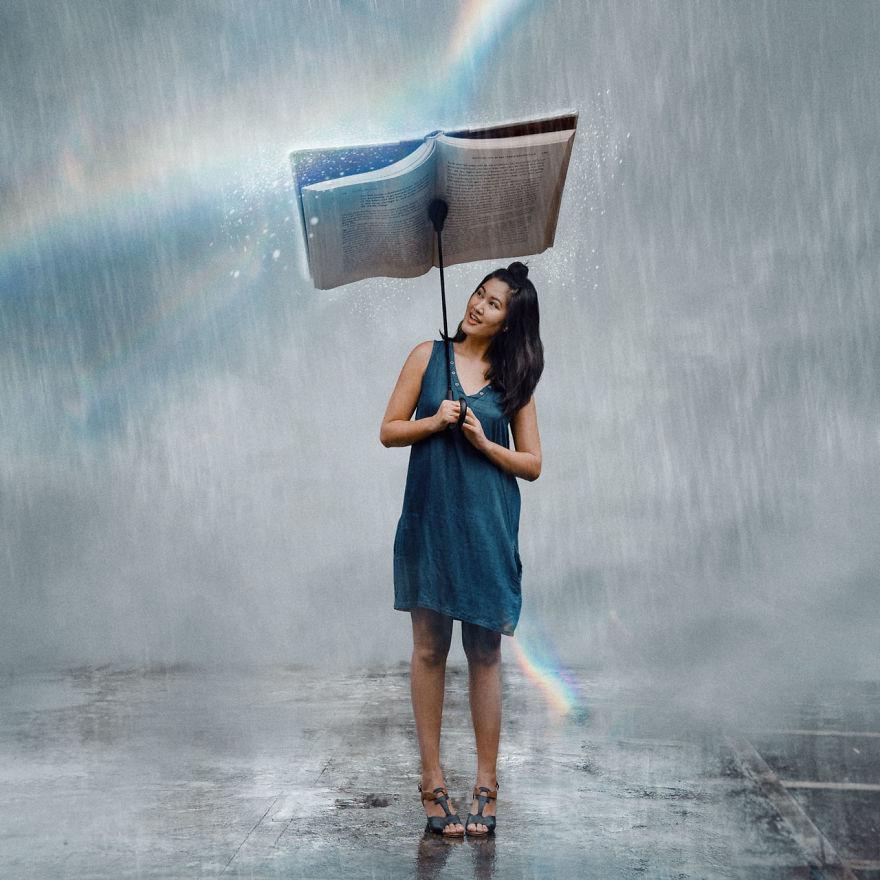ליום גשום