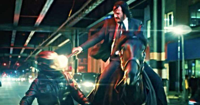 אני על סוס