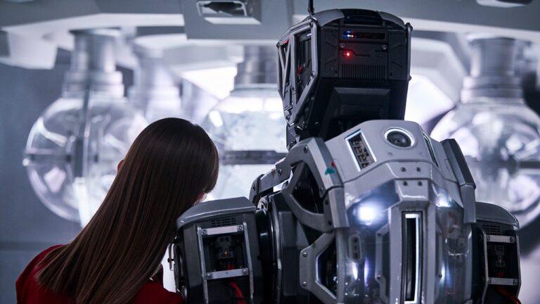 אמא היא בהחלט אחד הרובוטים המיוחדים כיום על המסך הגדול